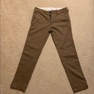 Abercrombie and Fitch chino pants